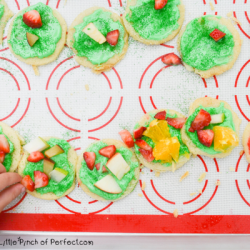 Taste Testing with The Very Hungry Caterpillar