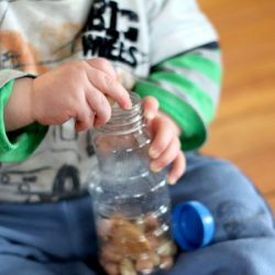 Quick Make and Play Rattle Sensory Bottle