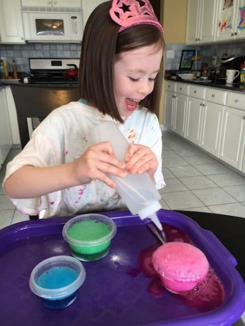 Connect with your kids with hands on activities