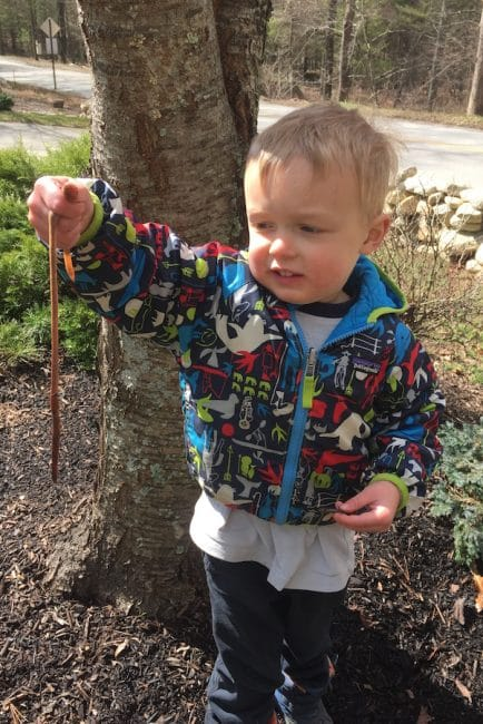 Teach your kids about vermicomposting with worms!