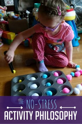 Our Member of the Month shares her no-stress approach to doing activities.