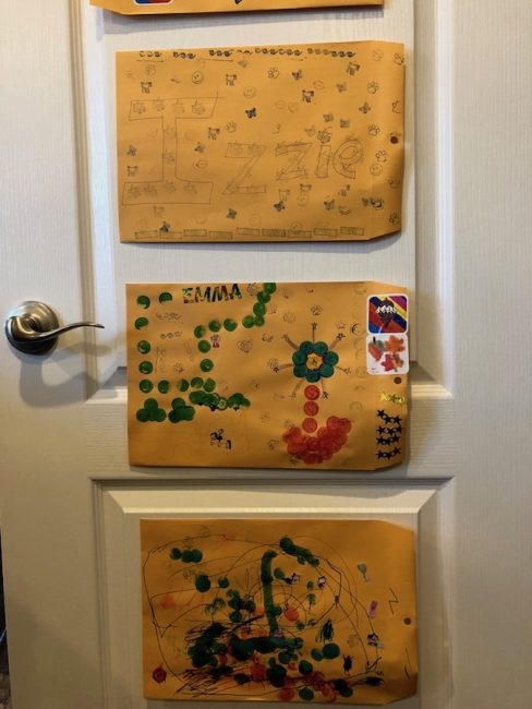 DIY Family Mailboxes are a fun way to create, learn and connect