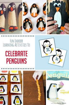 Celebrate penguins with fun crafts, games, snacks, and activities