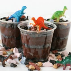Dinosaurs in Dirt Treat- Glorious Treats