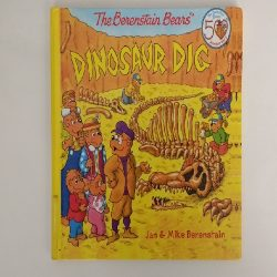 The Berenstain Bears' Dinosaur Dig by Jan & Mike Berenstain