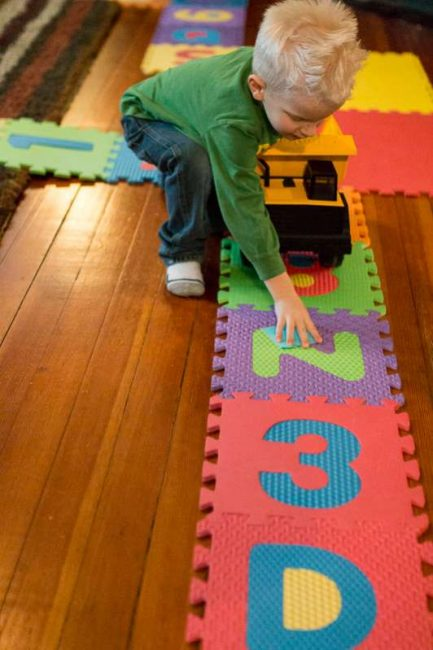 Finding and matching upper and lowercase letters - and getting them moving
