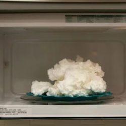 Steve Spangler Science - Ivory Soap souffle