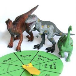Move like a dinosaur from OT Toolbox