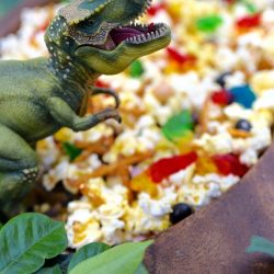 Enjoy a yummy dino snack from Make Life Lovely