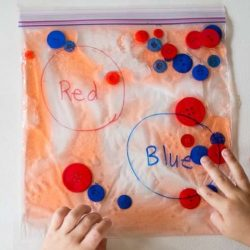 Hands On As We Grow- Color Sensory Bag