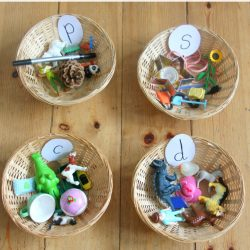 The Imagination Tree- Phonics Baskets