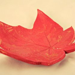 DIY Clay Leaf Bowls- Emma Owl