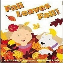 Fall Leaves Fall! by Zoe Hall