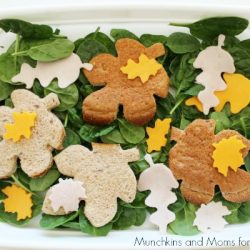 Fall Leaves Snack- Pre-K Pages