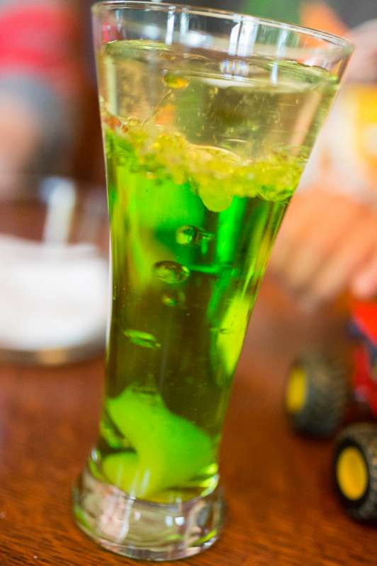 How to make a lava lamp without Alka Seltzer tablets - slow and bubbly