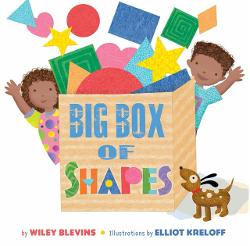 Big Box of Shapes is one of our favorite books about shapes
