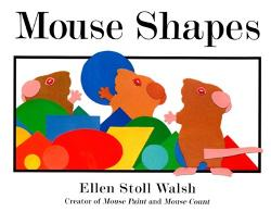 We love Mouse Shapes to help preschoolers learn while reading