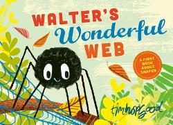 Walter's Wonderful Web is one of our favorite books about shapes