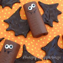 Chocolate Cake Bats- Hungry Happenings