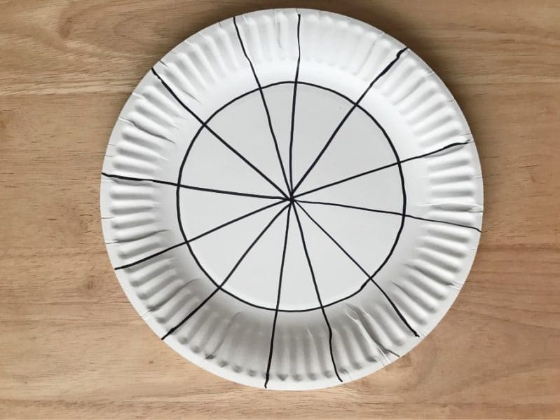 Use basic art supplies to make your own DIY Phenology Wheel with your kids!