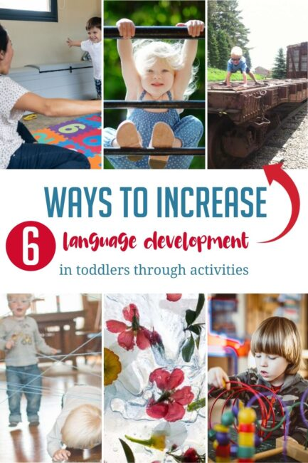 Building vocabulary in toddlers can be fun and simple through exposure in play time and activities. Here are simple tips to help toddlers learn new words.