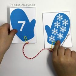 Mitten Number Match- The Stem Laboratory