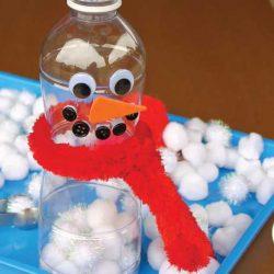 Snowman body- Early Learning Ideas