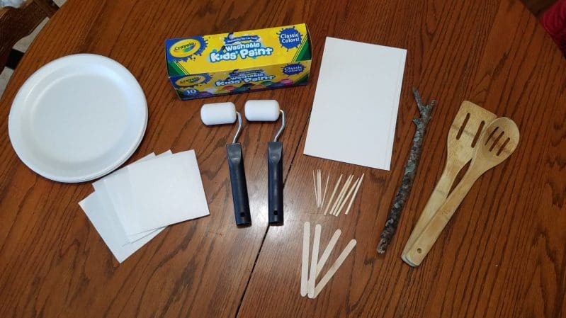 Make fine art linocuts with basic materials you already have at home!
