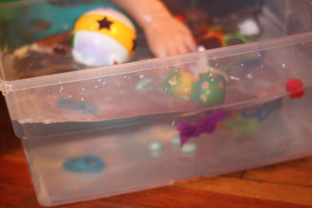 Sink or Float Activity for Kids