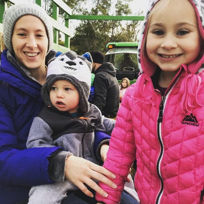 Our Member of the Month, Amanda, loves The Activity Room because it helps her create a deep, authentic connection with her two kids!