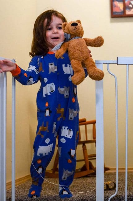 You're going on a bear hunt scavenger hunt - and your kids will love it!