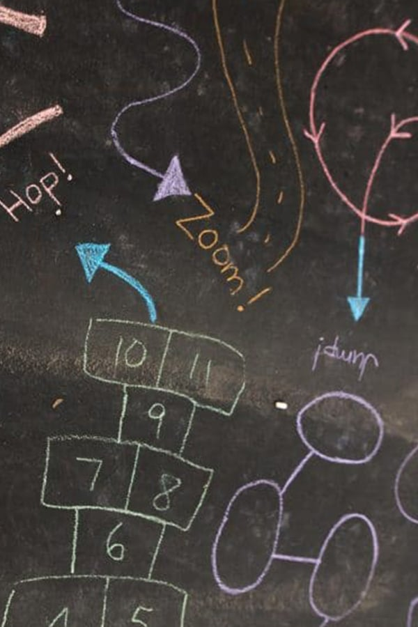 Driveway Chalk Ideas