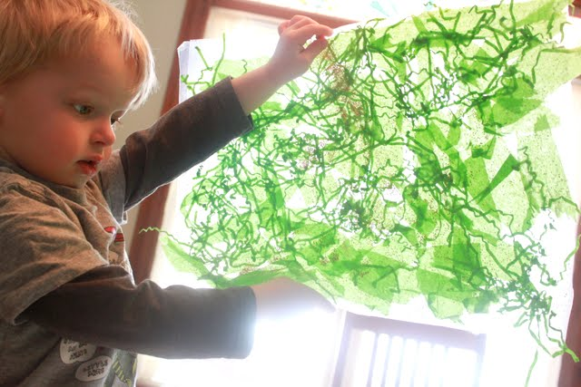 Art & Crafts for Toddlers and Young Kids