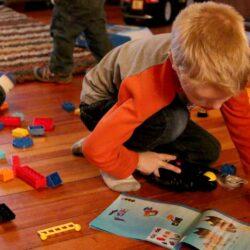 Lego Block Directions
