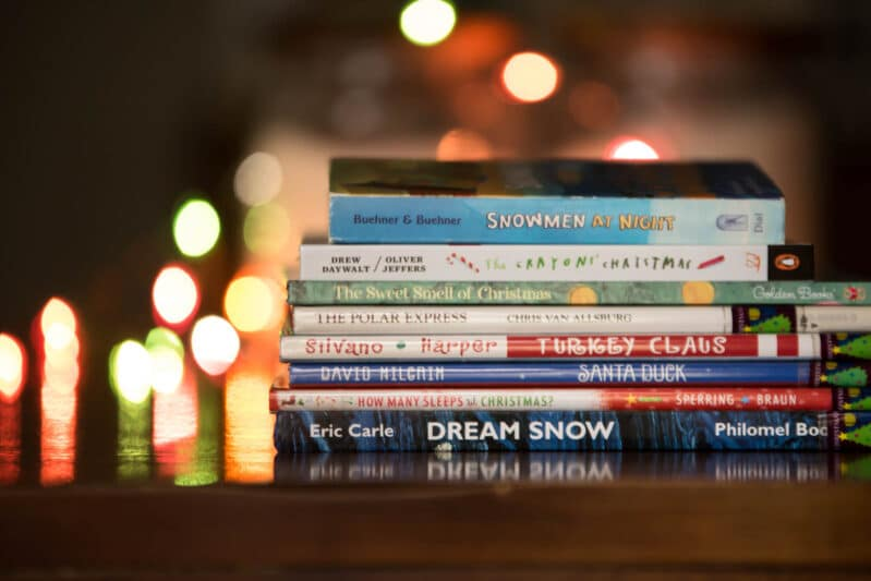 We love these 9 Christmas picture books to read together this holiday season!