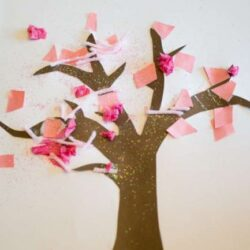 Spring Tree Craft- Hands On As We Grow