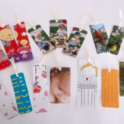 Hands On As We Grow- Card Bookmarks