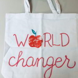 Hands On As We Grow- Tote Bag