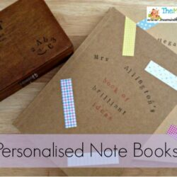Mum in the Mad House- Personalized Notebook