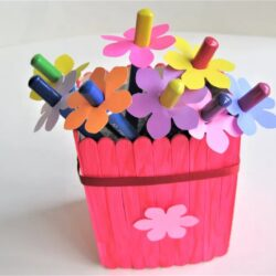 The Spruce Crafts- Pencil Holder