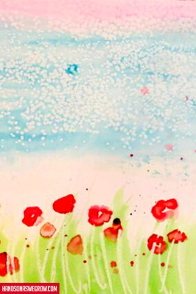 5 Beginner Watercolor Techniques For Kids Hands On As We Grow