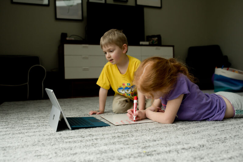 games to play with kids over skype