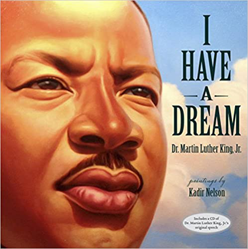 Read a book for Martin Luther King Jr. Day with your kids.