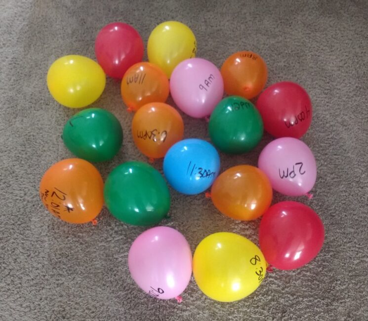 Try something exciting this New Year's Eve with our simple activities balloon pop countdown for kids! Make it an all day bang to remember!