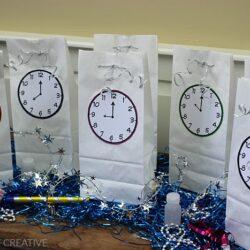 Countdown Goodie Bags - Hoosier Homemade