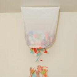 DIY Confetti Drop - And Next Comes L
