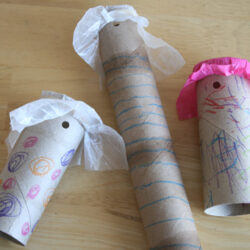 DIY Noisemaker Instruments - Make and Takes