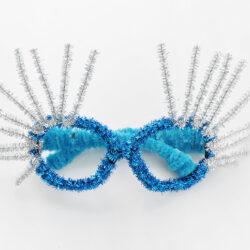 DIY Pipe Cleaner Glasses - Handmade Charlotte