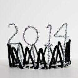 DIY Year Crown - Small + Friendly