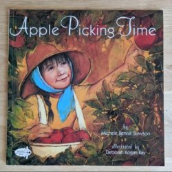 Apple Picking Time Book